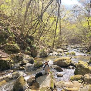 『滝川渓谷』へ✨