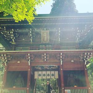 ⛩御岩神社⛩……①