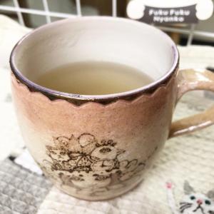 松葉が食べたい私に、松葉茶のプレゼント✨