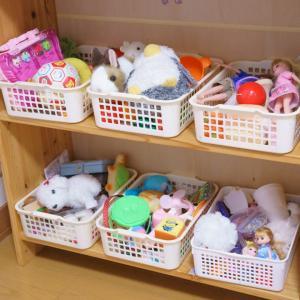おもちゃの適正量ってどのくらい?