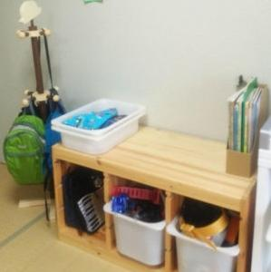 おもちゃが片付けられたらパン教室に通えた!