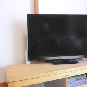 テレビのホコリが気になっても雑巾を取りに行くのが面倒な方の解決策!