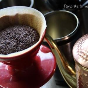 ブレンドコーヒー製作のその後。