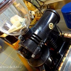 コーヒーミルのゼロ調整やってますか?