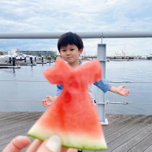Happy Family's Day ♡スイカのワンピ♡