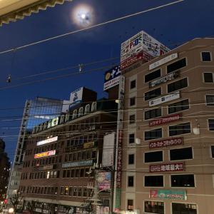 出勤風景→夜景