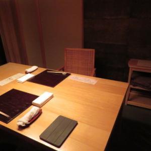夕食、角館山荘、侘桜。