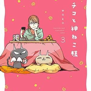 wako作「サチコと神ねこ様、第三巻」を読みました。