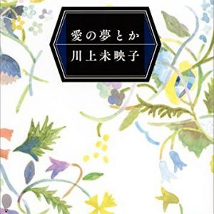 川上未映子作「愛の夢とか」を読みました。