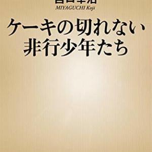 宮口幸治作「ケーキの切れない非行少年たち」を読みました。