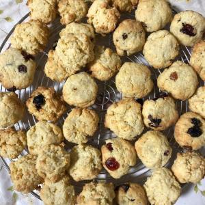 homemade cookies クッキー作った