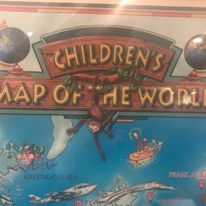 子供の地図