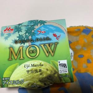 mow アイスミルク 森永