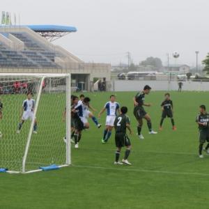 2020岩手県U18サッカー大会  準々決勝