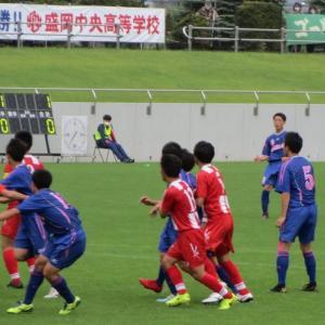 2020岩手県U18サッカー大会  準決勝・決勝戦