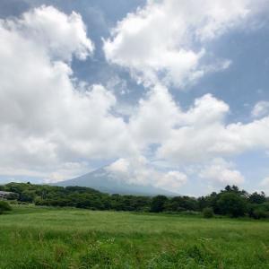 うどん→富士山→うどん