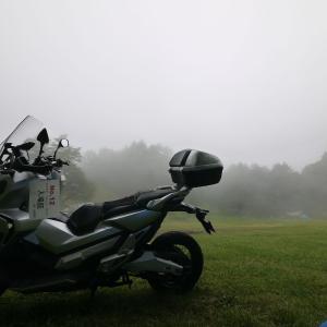 雨に打たれるだけのキャンプ@山田牧場