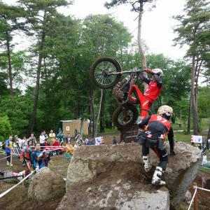 FIM Trial World Championship@Motegi