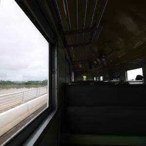 鉄道越境 Nong khai-Vientiane