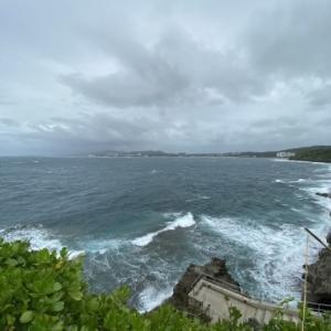 9月5日巨大台風10号接近