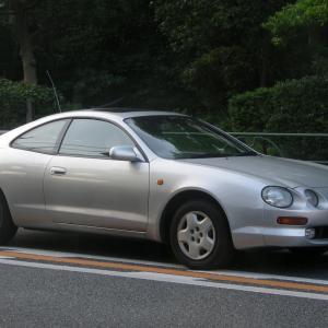 Toyota Celica 1993- アグレッシブになった6代目のトヨタ セリカ