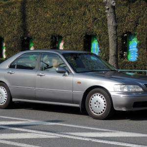 Honda Legend 1996- 4ドアのみとなった3代目のホンダ レジェンド