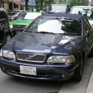 Volvo C70 Cabriolet 1998- ボルボ C70 カブリオレ