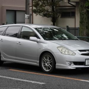 Toyota Caldina 2002- 3代目のトヨタ カルディナ