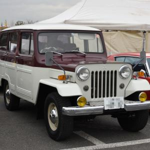Mitsubishi Jeep J30 Series 1961- 4ドアになった三菱 ジープ J30系