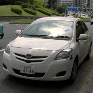 Toyota Belta 2005- トヨタ プラッツの後継モデル、トヨタ ベルタ