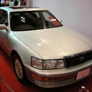 Toyota Celsior 1989- 1989年に登場したトヨタ セルシオ