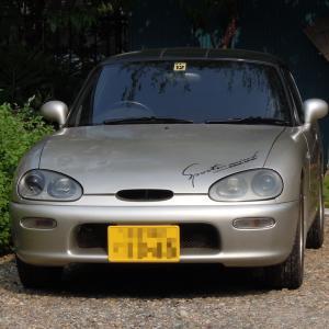 Suzuki Cappuccino 1991- 本格的な軽スポーツ、スズキ カプチーノ