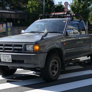 Mazda Proceed Cab Plus 1990- 1990年登場のマツダ プロシード キャブプラス