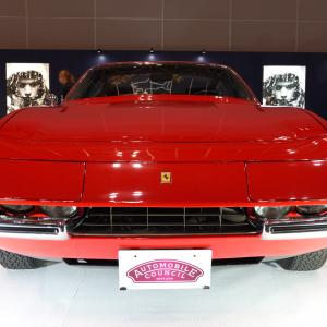 Ferrari 365GTB/4 1968- 1968年に登場したフェラーリ 365GTB/4