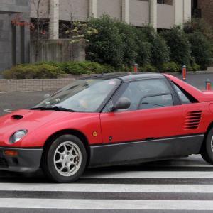 Autozam AZ-1 1992- ガルウイングドアのオートザム AZ-1
