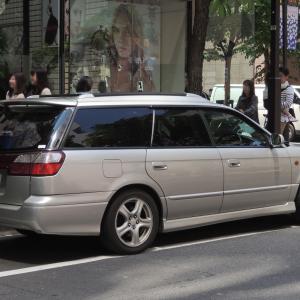 Subaru Legacy 1998- 3代目スバル レガシィのワゴン