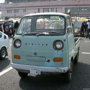 Mitsubishi Minicab 1966- 1966年に誕生した初代の三菱 ミニキャブ