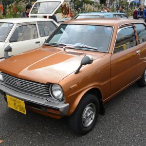 Mitsubishi Minica 1977- 550ccエンジンを搭載した4代目の三菱 ミニカ