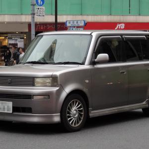 Toyota bB 2000- 2000年に誕生した初代のトヨタ bB