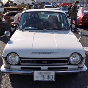 Subaru ff-1 1969- 1969年に登場したスバル ff-1