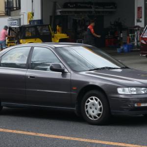 Honda Accord 1993- 3ナンバーサイズになった5代目のホンダ アコード