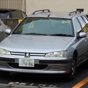 Peugeot 406 Break 1996- 1996年に登場したプジョー 406 ブレーク