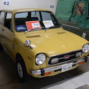 Honda NIII360 1970- フロントが大幅に変更されたホンダ NIII360