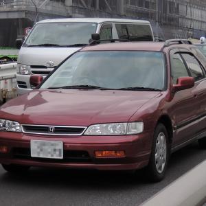 Honda Accord Wagon 1994- 5代目ホンダ アコードのワゴン