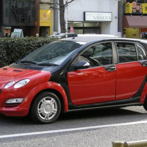 Smart Forfour 2004- 2004年に誕生したスマート フォーフォー