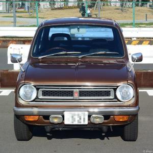 Honda Life 1971- 1971年に登場したホンダ ライフ