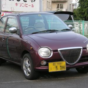 Daihatsu Opti Classic 1996- 1996年に登場したダイハツ オプティ クラシック