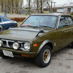 Mitsubishi Galant Coupe FTO 1971- 1971年に登場した三菱 ギャラン クーペ FTO