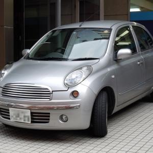 Nissan March Rafeet 2002- ニッサン マーチ ラフィート