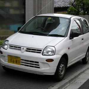Mitsubishi Minica 1998- 8代目の三菱 ミニカ